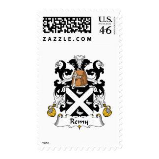 Escudo de la familia de Remy