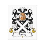 Escudo de la familia de Remy Lona Estirada Galerias