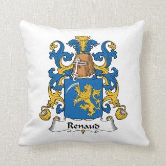 Escudo de la familia de Renaud Almohada
