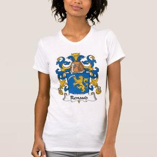 Escudo de la familia de Renaud Camiseta