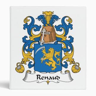 """Escudo de la familia de Renaud Carpeta 1"""""""