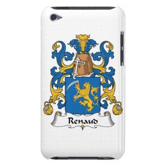 Escudo de la familia de Renaud Case-Mate iPod Touch Coberturas