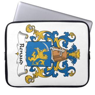 Escudo de la familia de Renaud Funda Ordendadores