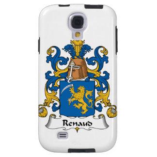 Escudo de la familia de Renaud Funda Para Galaxy S4