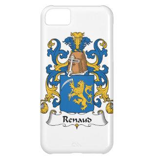 Escudo de la familia de Renaud Funda Para iPhone 5C