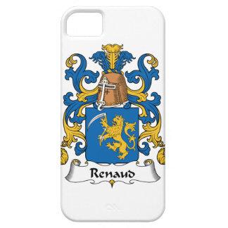Escudo de la familia de Renaud iPhone 5 Funda