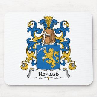 Escudo de la familia de Renaud Tapete De Raton