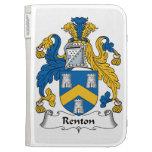 Escudo de la familia de Renton