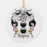 Escudo de la familia de Requena Adorno Para Reyes