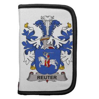 Escudo de la familia de Reuter Organizadores