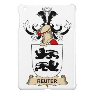 Escudo de la familia de Reuter iPad Mini Carcasas