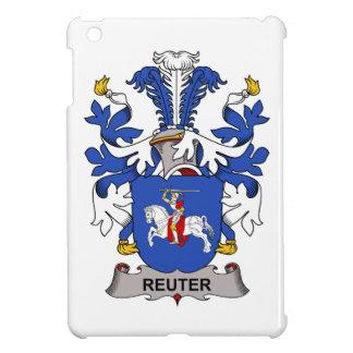 Escudo de la familia de Reuter iPad Mini Fundas