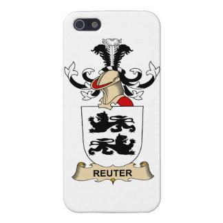 Escudo de la familia de Reuter iPhone 5 Protector