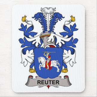 Escudo de la familia de Reuter Tapete De Raton