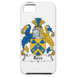 Escudo de la familia de Reve iPhone 5 Case-Mate Fundas