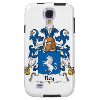 Escudo de la familia de Rey