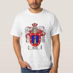 Escudo de la familia de Reyes - escudo de armas de Playera