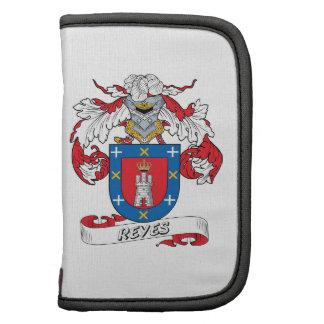 Escudo de la familia de Reyes Organizador