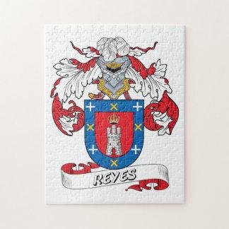 Escudo de la familia de Reyes Puzzle Con Fotos