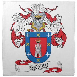 Escudo de la familia de Reyes Servilleta De Papel