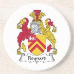 Escudo de la familia de Reynard Posavasos Diseño