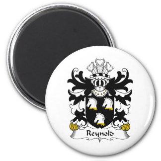 Escudo de la familia de Reynold Imán Redondo 5 Cm