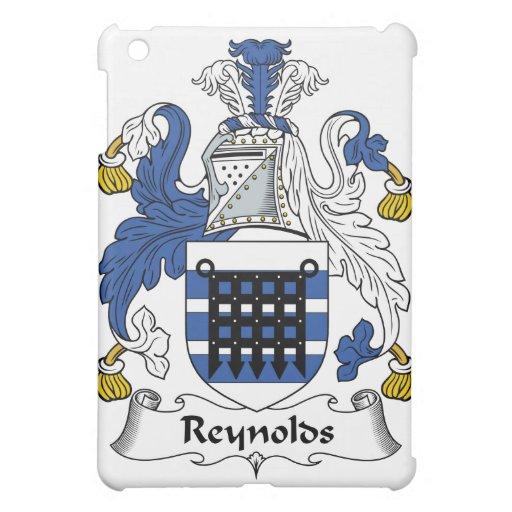 Escudo de la familia de Reynolds