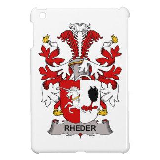 Escudo de la familia de Rheder