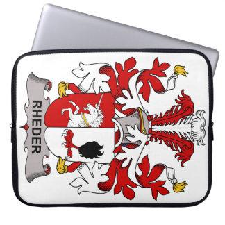 Escudo de la familia de Rheder Manga Computadora