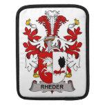 Escudo de la familia de Rheder Manga De iPad