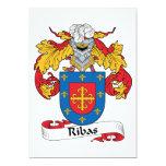 Escudo de la familia de Ribas Anuncios Personalizados