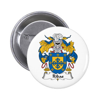 Escudo de la familia de Ribas Pin