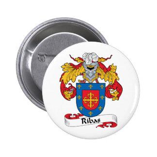 Escudo de la familia de Ribas Pins
