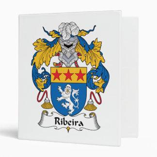 Escudo de la familia de Ribeira