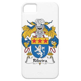 Escudo de la familia de Ribeira iPhone 5 Carcasa