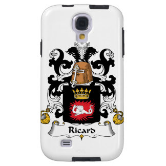 Escudo de la familia de Ricard