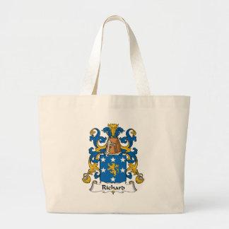 Escudo de la familia de Richard Bolsa De Mano
