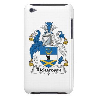 Escudo de la familia de Richardson iPod Touch Case-Mate Funda