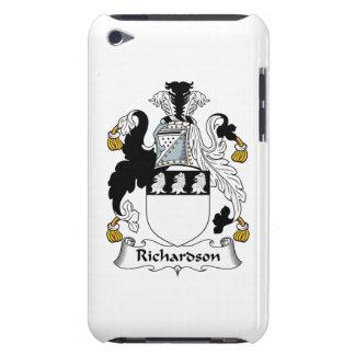 Escudo de la familia de Richardson iPod Touch Protector