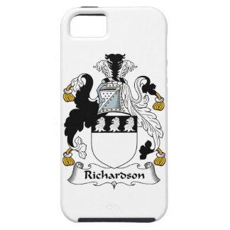Escudo de la familia de Richardson iPhone 5 Case-Mate Protector
