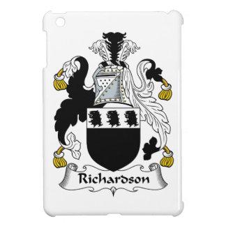 Escudo de la familia de Richardson iPad Mini Cárcasas
