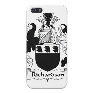 Escudo de la familia de Richardson iPhone 5 Cárcasa