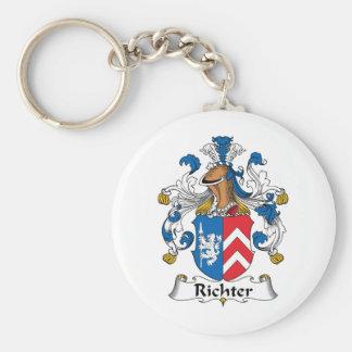 Escudo de la familia de Richter Llavero