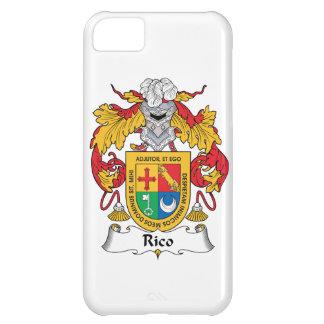 Escudo de la familia de Rico Funda Para iPhone 5C