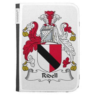 Escudo de la familia de Ridell