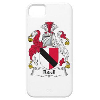 Escudo de la familia de Ridell iPhone 5 Cobertura