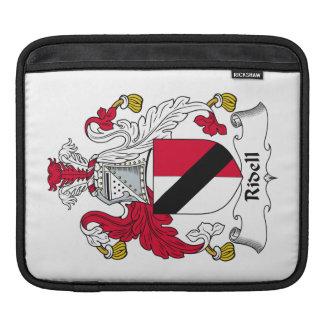 Escudo de la familia de Ridell Mangas De iPad