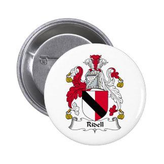 Escudo de la familia de Ridell Pins