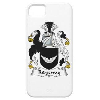 Escudo de la familia de Ridgeway iPhone 5 Case-Mate Cobertura