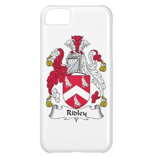 Escudo de la familia de Ridley Funda Para iPhone 5C